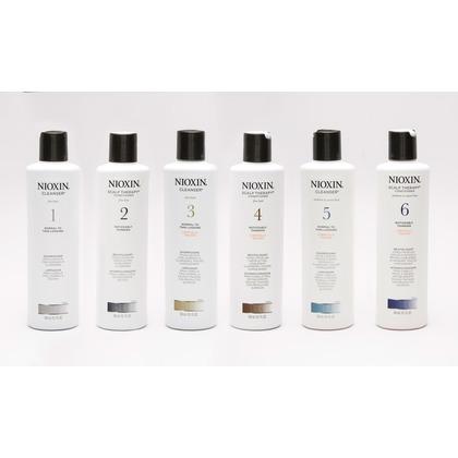 NIOXIN 賦活  深層頭皮潔淨露 洗髮精 5號~6號  1000ml