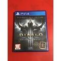 PS4 二手 暗黑破壞神3 奪魂之鐮 終極邪惡版 英文版 無刮 新莊林口可面交