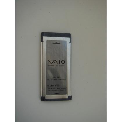 Sony Vaio Memory Card Adapter Vgp~mca20 記憶卡