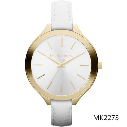 【名品匯】MICHAEL KORS手錶 MK包包 女士時尚皮帶腕錶超薄防水石英錶女錶
