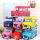 買一送一 只要529+1唷 可折疊 卡通汽車 收納箱 兒童玩具車頭收納座椅(200元)