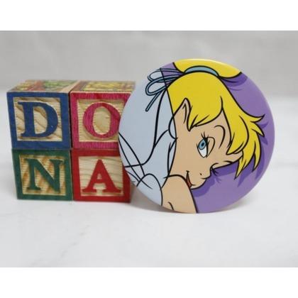 【Dona日貨】日本迪士尼store限定 奇妙仙子小精靈叮噹 胸章/別針/徽章 B40