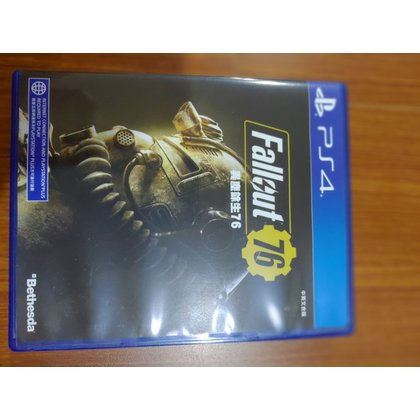 PS4版 Fallout76