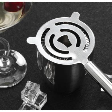 現貨!廠商促銷##新款推薦#不鏽鋼冰隔濾冰器過濾器隔冰器濾水器酒吧雞尾酒用品調酒工具#OMD58448