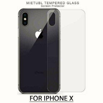 IPX/XS 8/8Plus XR XSmax手機背面 剛化玻璃貼 太樂芬/犀牛盾/ModNX邊框專用背面玻璃貼 現貨