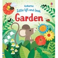 ~Usborne~Little Lift and Look Garden  2019新書
