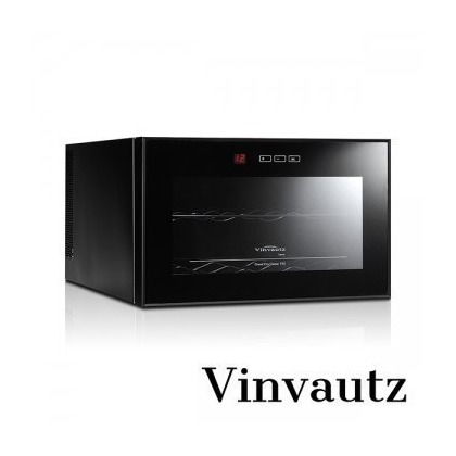 ~法國 VinVautz Grand Cru 名望紅酒櫃~VZ08ABT 8 瓶裝 晶片式紅酒櫃