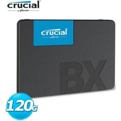 美光 Micron Crucial BX500 120GB SATA3 固態硬碟 CT120BX500SSD1(全新捷元代理3年保固)