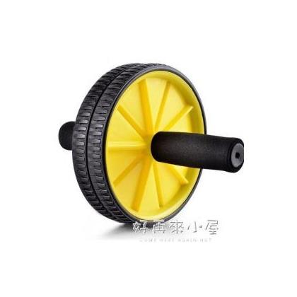 健腹輪腹肌輪腹部收腹輪健身器材家用鍛煉練腹肌滾輪鍵推輪滑輪男igo-便宜來購購購