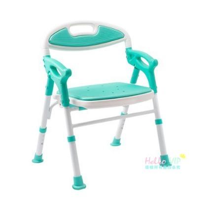 Sunlus 三樂事 摺疊式 軟墊 洗澡椅 SP5606 單入【hellovip】
