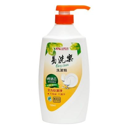 台酒生技 TTL 易洗樂 洗潔精 洗碗精 720ml 環保標章