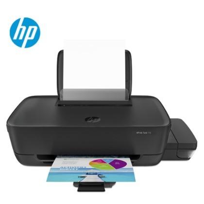 天天發3C-現貨銷售 HP InkTank 115 相片連供印表機 自取價1850元 內附原廠墨水*4瓶