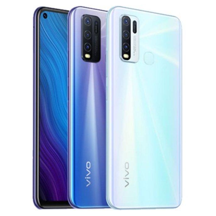 《網樂GO》vivo Y50 6+128G 6.53吋 大螢幕 4G 雙卡雙待 八核心 大電量 1600萬畫素 雙卡手機